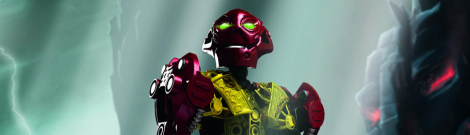 Banner Bionicle
