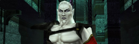 Banner Blood Omen 2 The Legacy of Kain