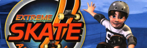 Banner Disneys Extreme Skate Adventure
