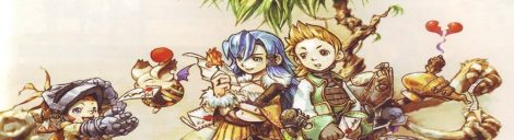 Banner Final Fantasy Crystal Chronicles