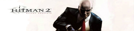 Banner Hitman 2 Silent Assassin