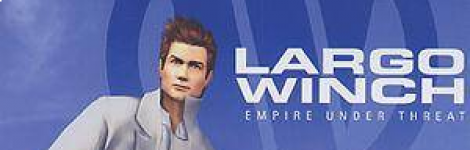 Banner Largo Winch Empire Under Threat