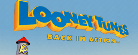 Banner Looney Tunes Back in Action