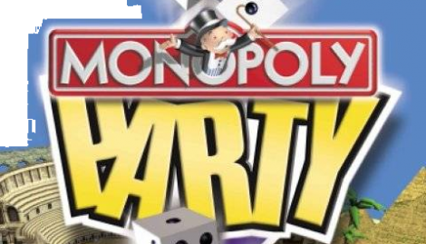 Banner Monopoly Party