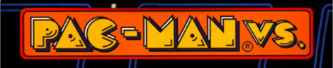 Banner Pac-Man Vs