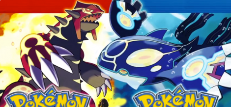 Banner Pokemon Box Ruby and Sapphire
