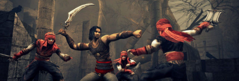 Banner Prince of Persia Warrior Within