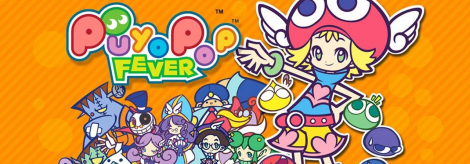 Banner Puyo Pop Fever