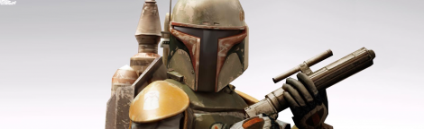Banner Star Wars Bounty Hunter