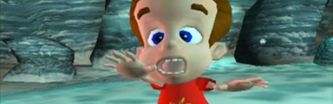Banner The Adventures of Jimmy Neutron Boy Genius Attack of the Twonkies