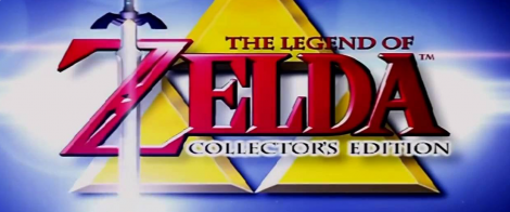 Banner The Legend of Zelda Collectors Edition