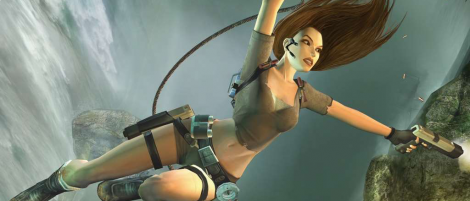 Banner Tomb Raider Legend