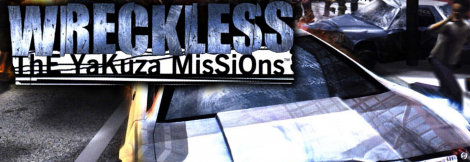 Banner Wreckless The Yakuza Missions