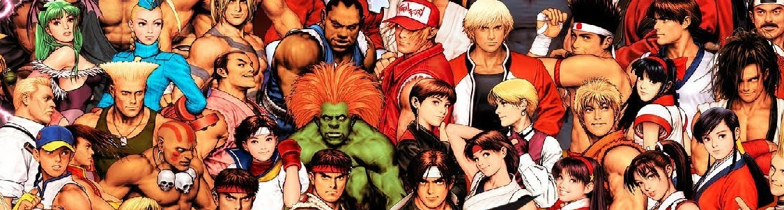 Banner Capcom vs SNK 2 EO