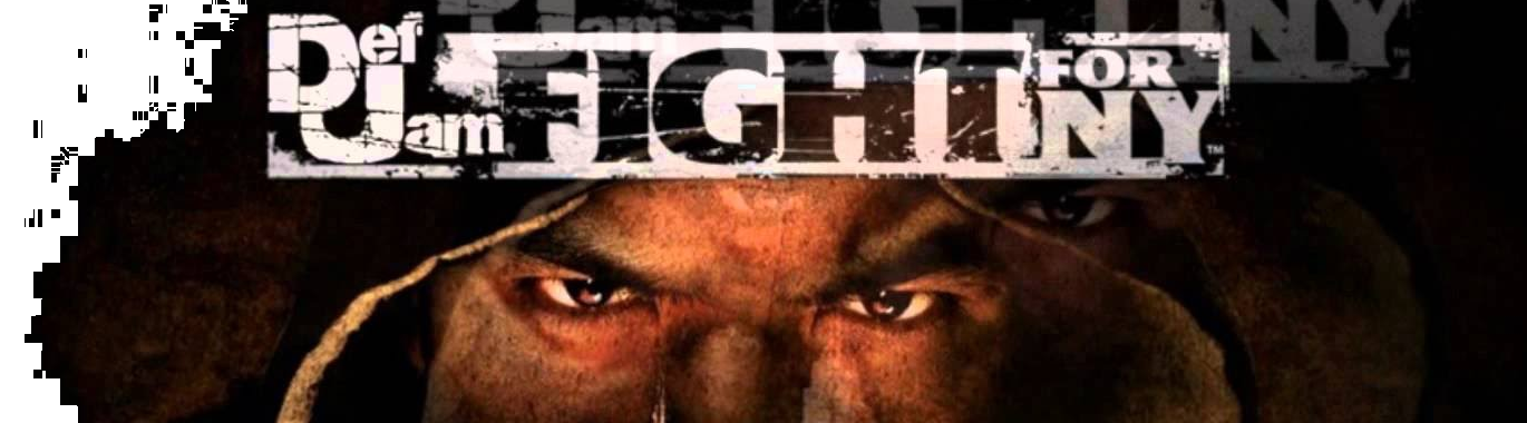 Banner Def Jam Fight for NY