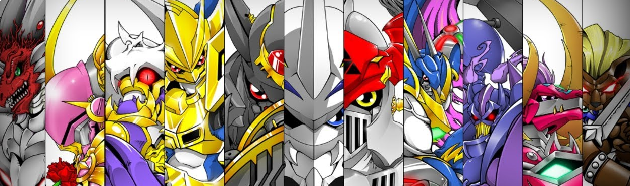 Banner Digimon Rumble Arena 2