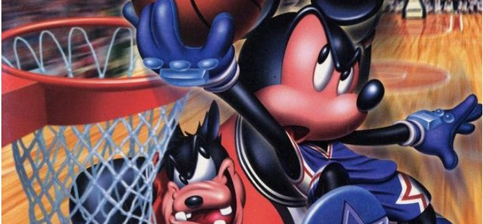 Banner Disney Sports Basketball
