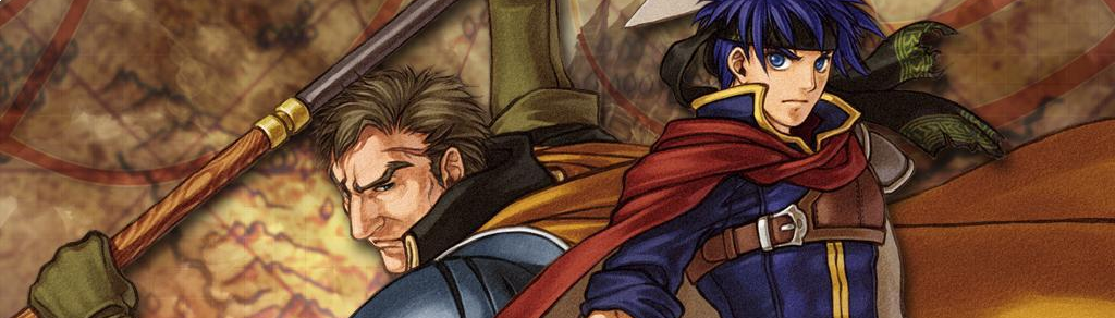 Banner Fire Emblem Path of Radiance