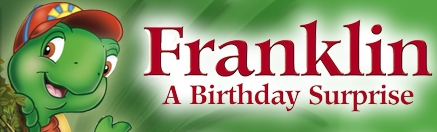 Banner Franklin Un Anniversaire Surprise