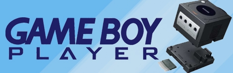 Banner Game Boy Player
