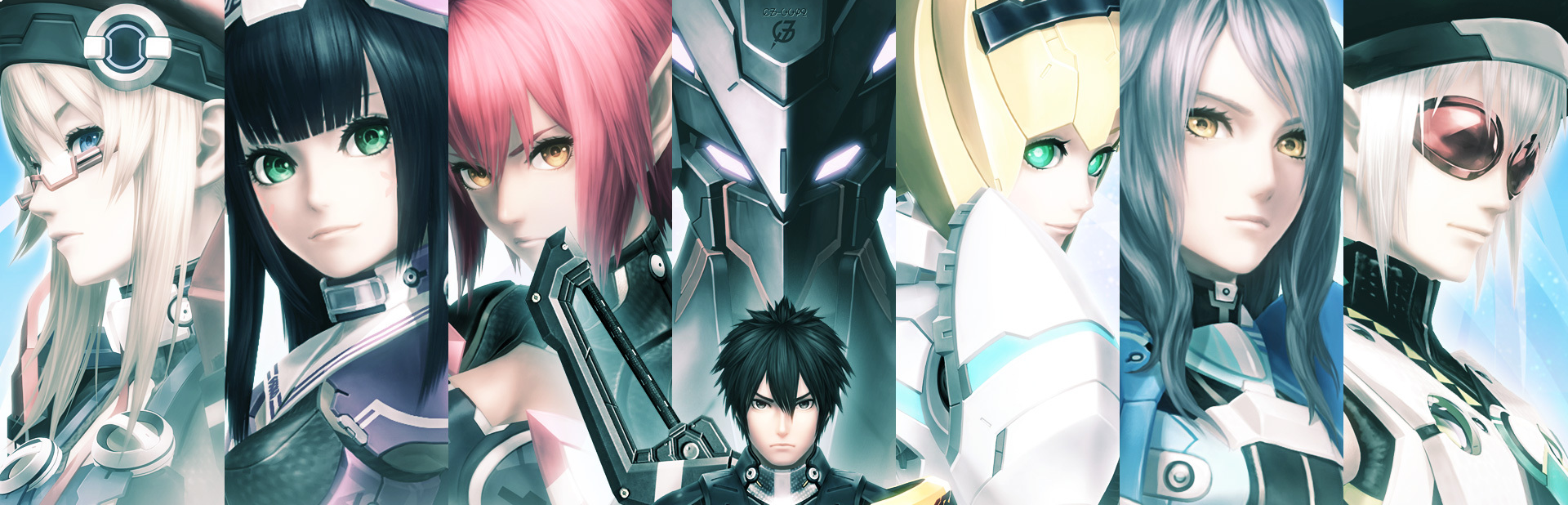 Banner Phantasy Star Online Episode I and II