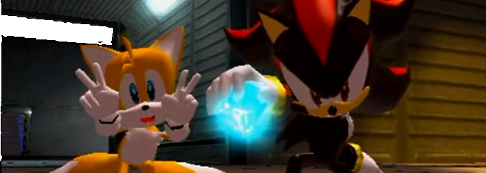 Banner Shadow the Hedgehog
