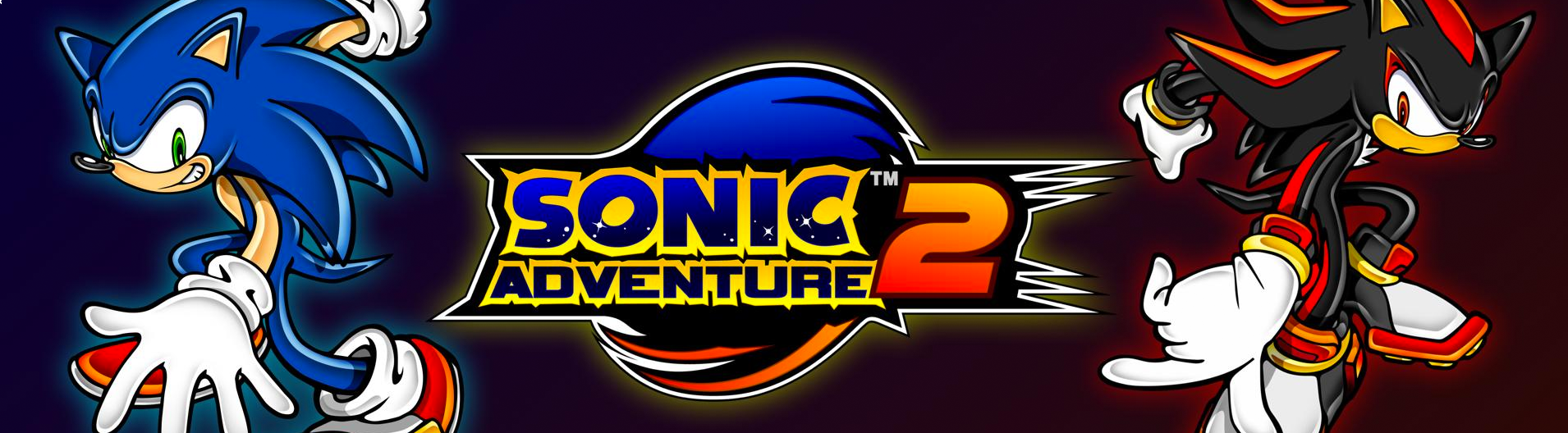 Banner Sonic Adventure 2 Battle