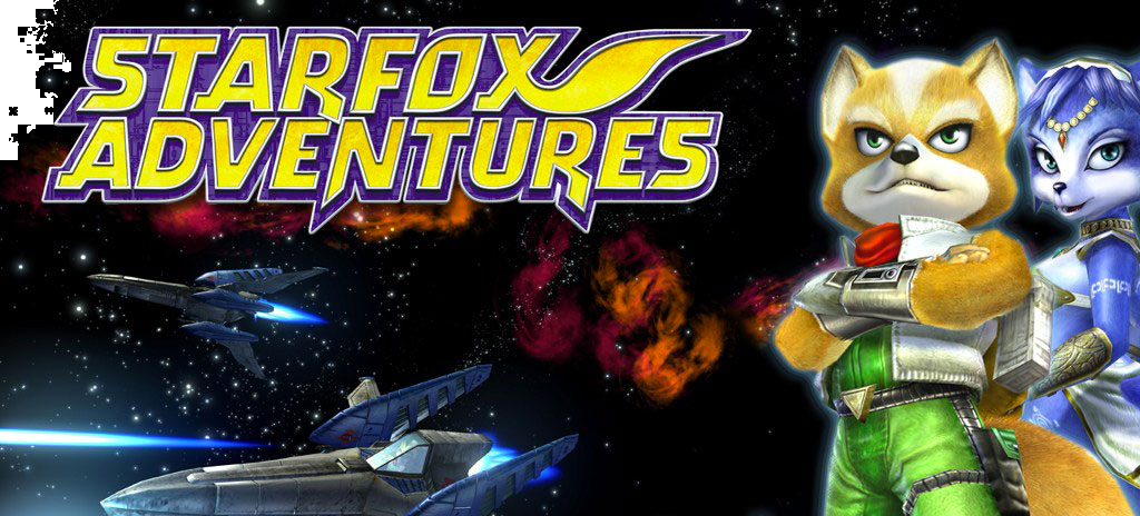 Banner Star Fox Adventures