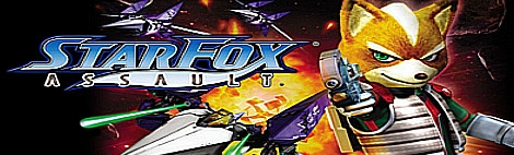 Banner Star Fox Assault