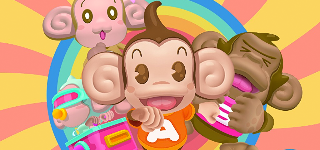 Banner Super Monkey Ball 2