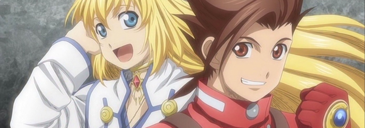 Banner Tales of Symphonia