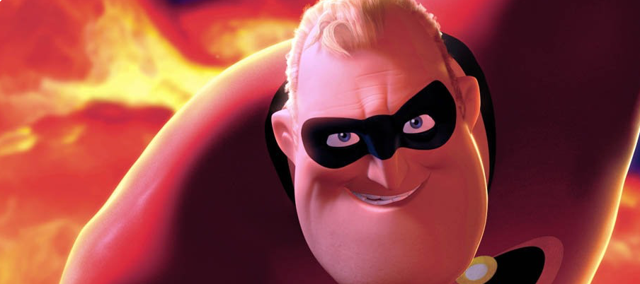 Banner The Incredibles