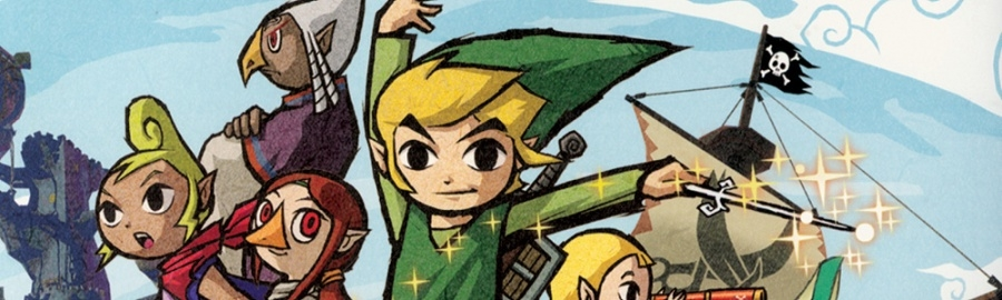 Banner The Legend of Zelda The Wind Waker