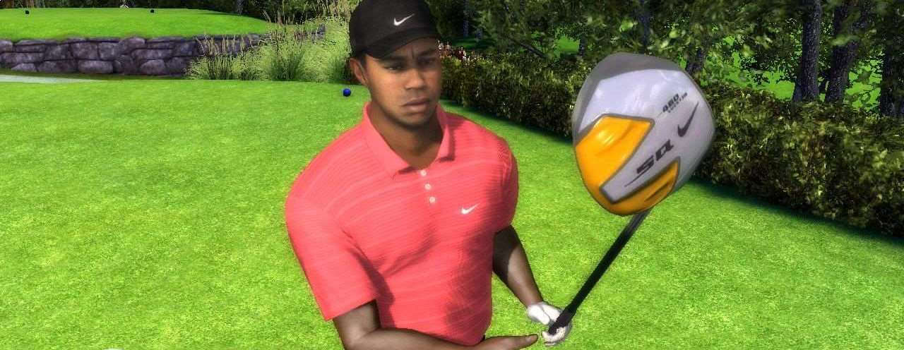 Banner Tiger Woods PGA Tour 06
