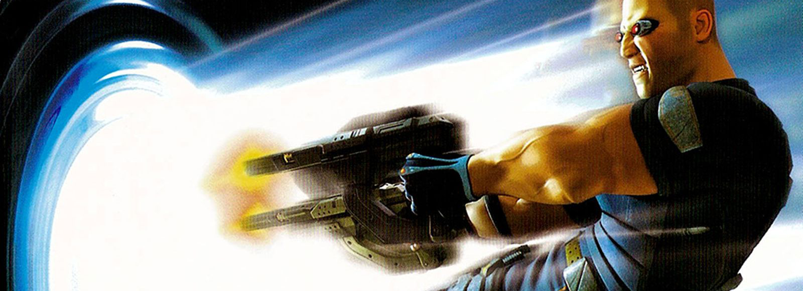 Banner TimeSplitters Future Perfect