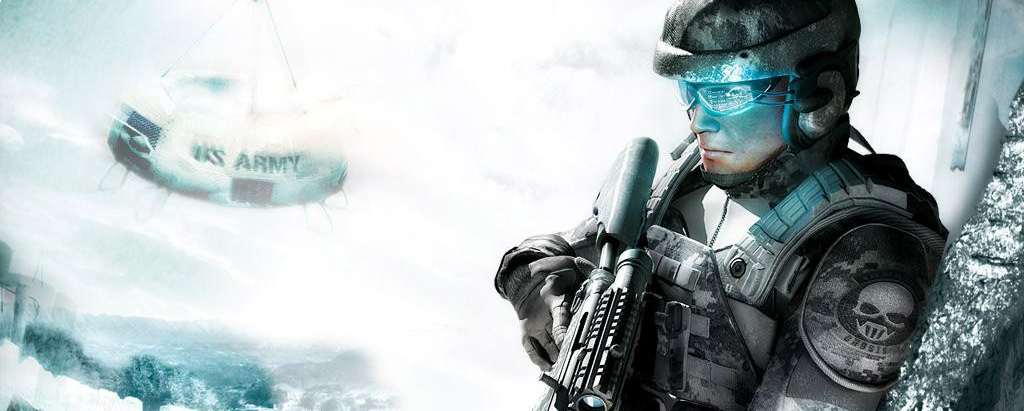 Banner Tom Clancys Ghost Recon 2