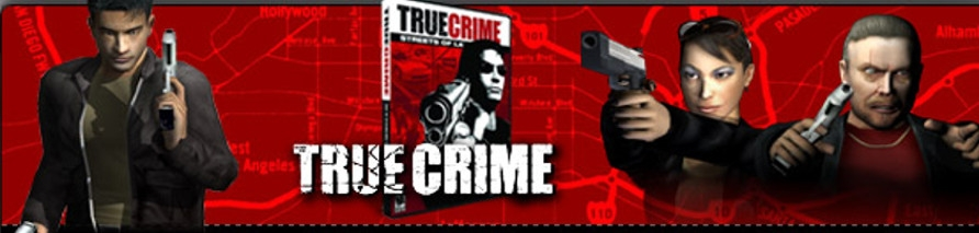 Banner True Crime Streets of LA