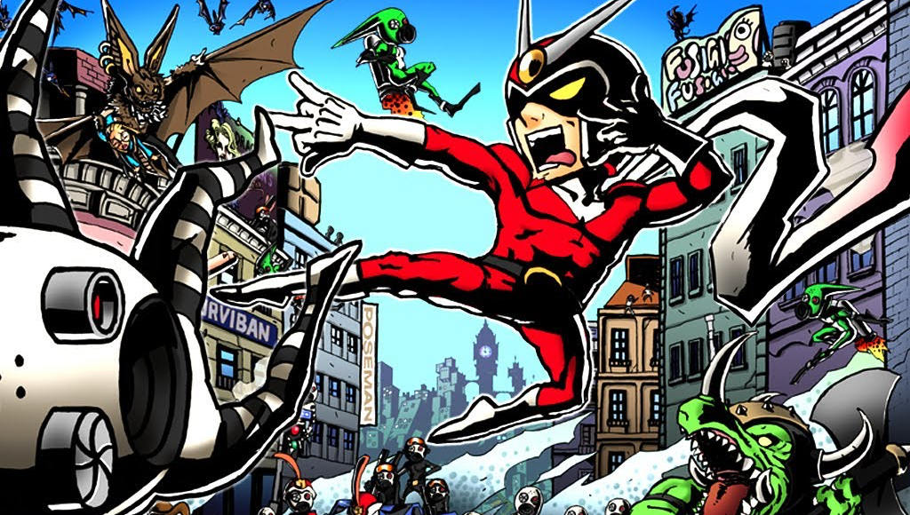Banner Viewtiful Joe