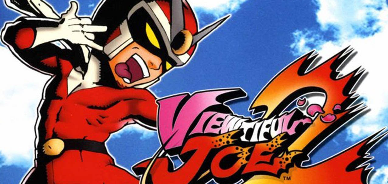 Banner Viewtiful Joe 2
