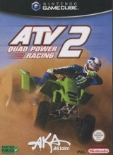 ATV Quad Power Racing 2 voor Nintendo GameCube