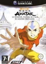 Avatar De Legende van Aang voor Nintendo GameCube