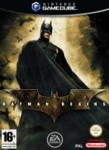 Batman Begins Losse Disc voor Nintendo Wii