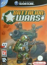 Boxshot Battalion Wars