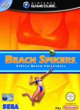 Beach Spikers: Virtua Beach Volleyball Losse Disc voor Nintendo GameCube
