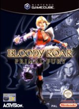 Bloody Roar: Primal Fury Losse Disc voor Nintendo GameCube