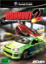 Burnout 2 Point of Impact voor Nintendo GameCube