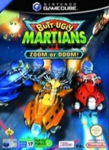 Butt Ugly Martians Zoom or Doom voor Nintendo GameCube