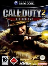 Call of Duty 2 Big Red One voor Nintendo GameCube
