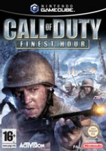 Call of Duty: Finest Hour Nieuw voor Nintendo GameCube