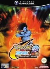 Capcom vs SNK 2 EO voor Nintendo GameCube